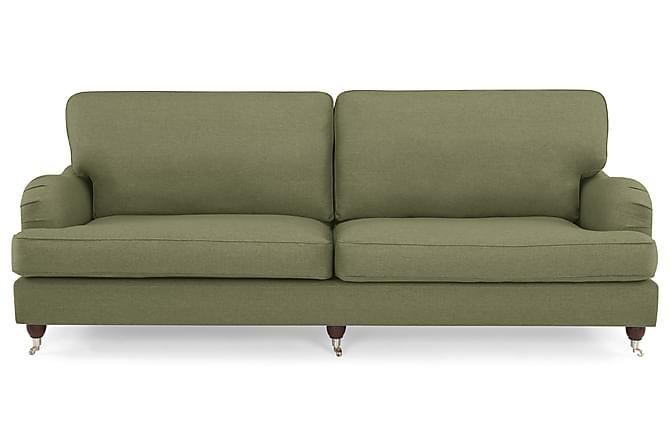 Howard Lyx 4-seter Sofa - Grønn - Møbler - Sofaer - Howard-sofaer