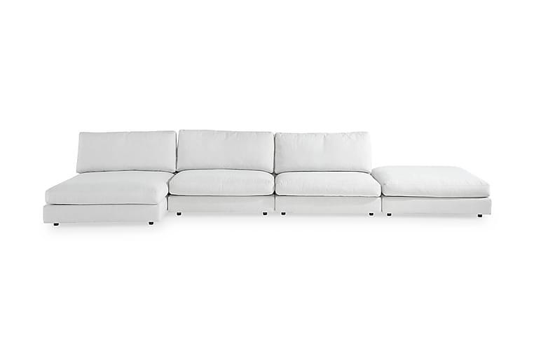 Arken U-modulsofa med Divan Vendbar - Linbeige - Møbler - Sofaer - Sofaer med sjeselong & U-sofaer