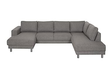 Austin U-sofa med Divan Venstre