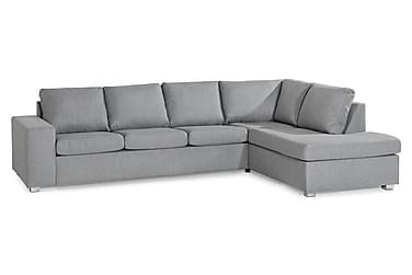 Boss 4-seters Sofa med Sjeselong Høyre