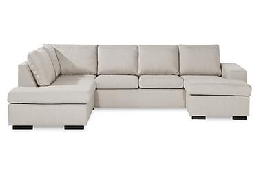 Boss U-sofa med Divan Høyre