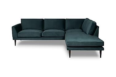 Carway 3-seters Sofa med Sjeselong Høyre