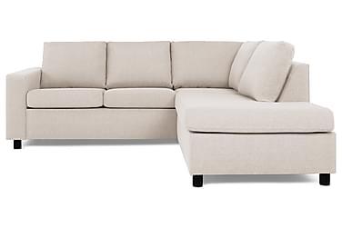 Crazy 2-seters Sofa med Sjeselong Høyre