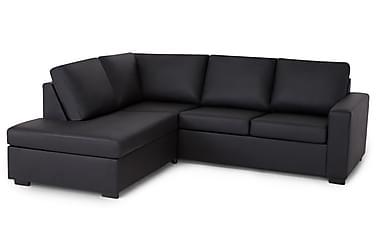 Crazy 2-seters Sofa med Sjeselong Venstre