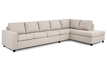 Crazy 4-seters Sofa med Sjeselong Høyre