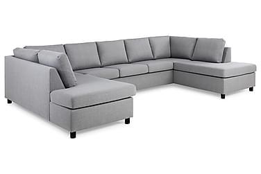 Crazy U-sofa med Sjeselonger