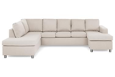Crazy U-sofa XL Divan Høyre