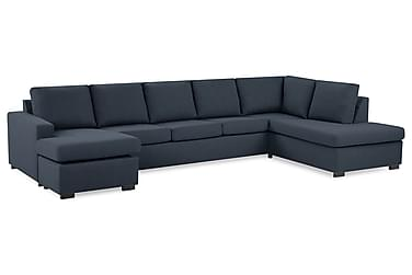 Crazy U-sofa XL Divan Venstre