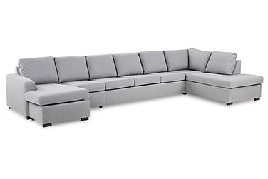 Crazy U-sofa XXL Divan Venstre