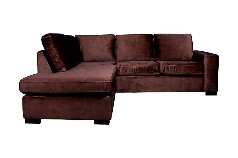 Hjultorpez Divansofa - Møbler - Sofaer - Sofaer med sjeselong & U-sofaer