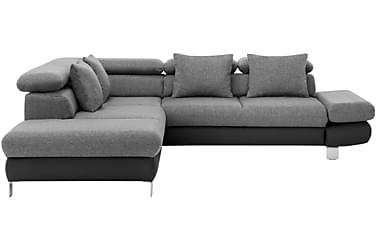 Jansbo 3-seters Sofa med Sjeselong Venstre