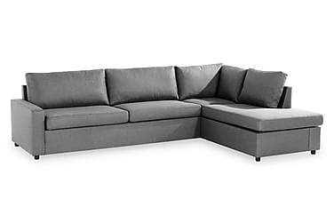Light Sofa med Sjeselong Høyre