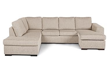 Link U-sofa med Divan Høyre