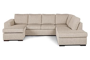 Link U-sofa med Divan Venstre