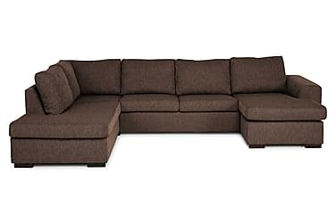 Link U-sofa XL med Divan Høyre