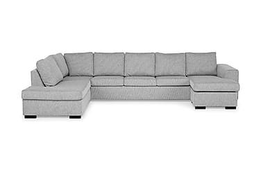 Link U-sofa XXL med Divan Høyre