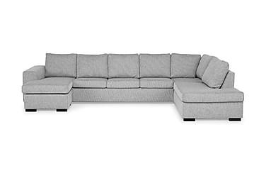 Link U-sofa XXL med Divan Venstre