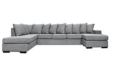 Nebraska U-sofa Large Venstre Konvoluttputer