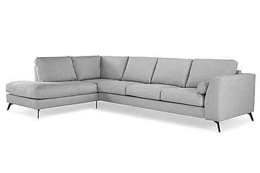 Ocean Lyx 4-seters Sofa med Sjeselong Venstre