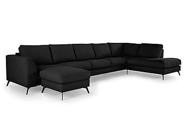 Ocean Lyx U-sofa med Divan Venstre