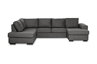 Ocean U-sofa Large med Divan Høyre