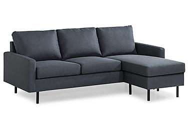 Peppe 3-seters Sofa med Divan Vendbar