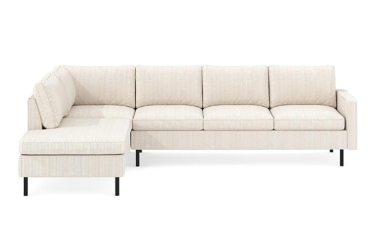 Peppe 3-seters Sofa med Sjeselong Venstre - Møbler - Sofaer - Sofaer med sjeselong & U-sofaer