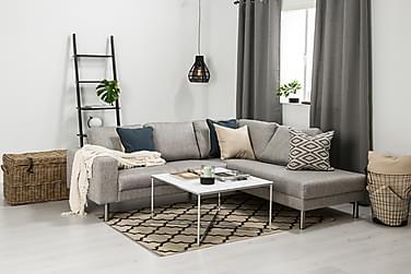 Runsala 4-seters Sofa med Sjeselong Høyre