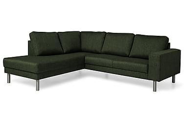 Runsala 4-seters Sofa med Sjeselong Venstre