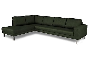 Runsala Sofa Large med Sjeselong Venstre