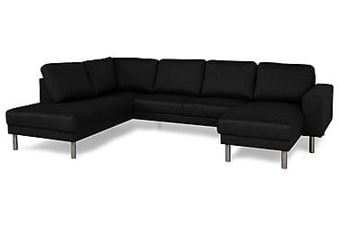 Runsala U-sofa med Divan Høyre