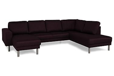 Runsala U-sofa med Divan Venstre