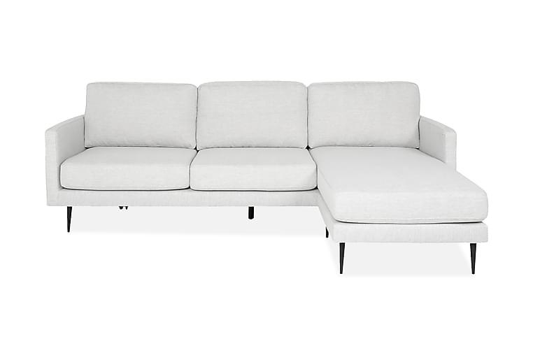 Theford 3-seters Sofa med Divan Høyre - Møbler - Sofaer - Sofaer med sjeselong & U-sofaer