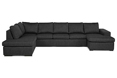 Wash U-sofa med Divan Høyre