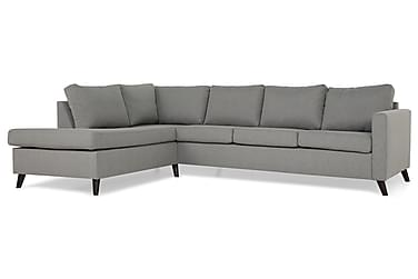Zero 4-seters Sofa med Sjeselong Venstre