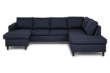 Zero U-sofa med Divan Venstre