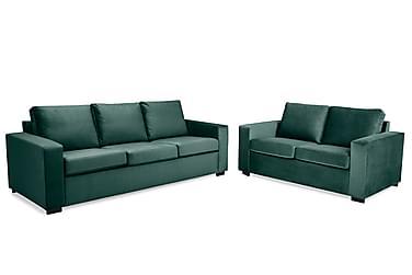 Crazy Sofagruppe 3-seter + 2-seters Sofa