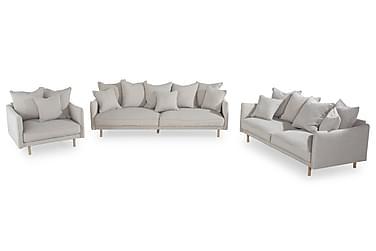 Haide Sofagruppe 2,5-Seter+3-Seter+Lenestol