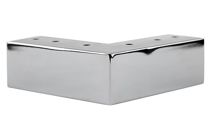 Ben Modell A 5,5 cm 6-Pack - Krom - Møbler - Sofaer - Sofatilbehør