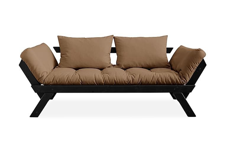 Bebop Sovesofa Svart - Karup Design - Møbler - Sofaer - Sovesofaer