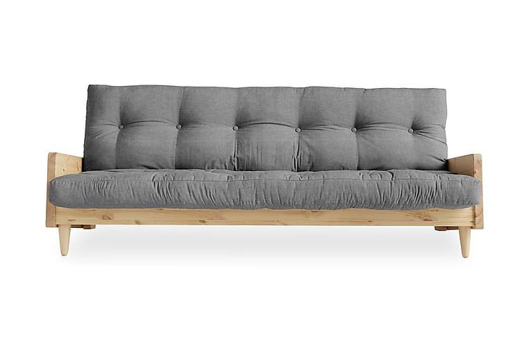 Indie Sovesofa Natur - Karup Design - Møbler - Sofaer - Sovesofaer