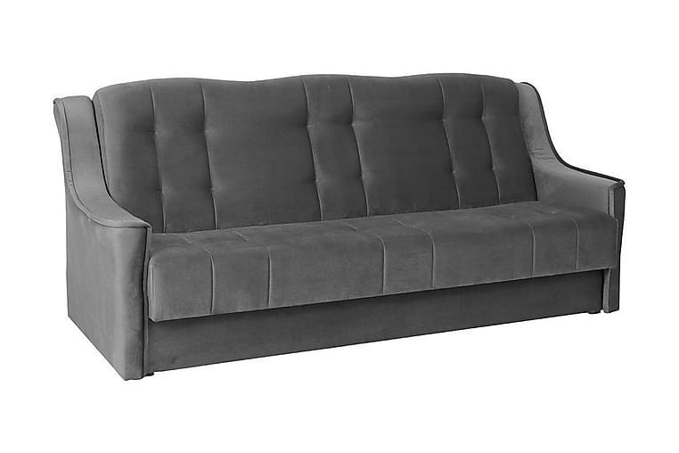 Niagara Sofa - Svart/Grå - Møbler - Sofaer - Sovesofaer