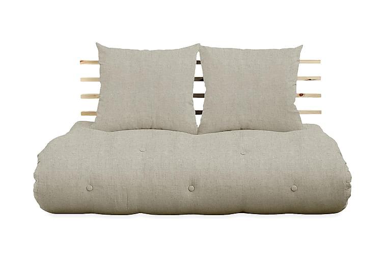 Shin Sano Sovesofa Natur - Karup Design - Møbler - Sofaer - Sovesofaer
