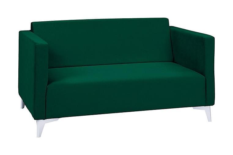 Szafir 2-seter Sofa 82x136 cm - Hvit - Møbler - Sofaer - Sovesofaer