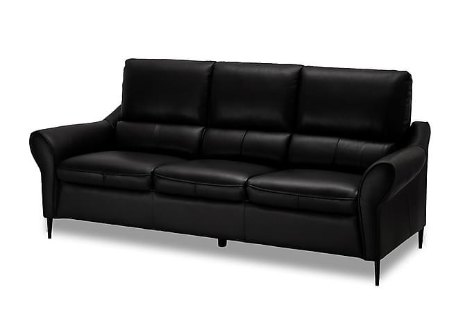 Sanquhar Sofa Lær - Møbler - Sofaer