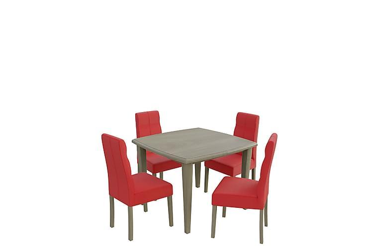 Bodom Spisegruppe - Eik - Møbler - Spisegrupper - Rektangulær spisegruppe