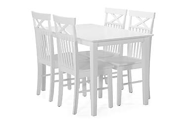 Michigan Spisebord med 4 Michigan stoler