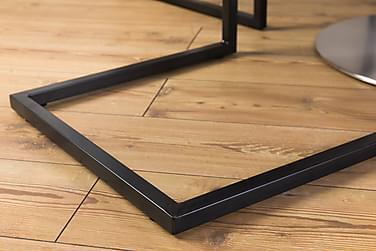 Cubic Spisegruppe Hvit 120 cm 4 House Stoler