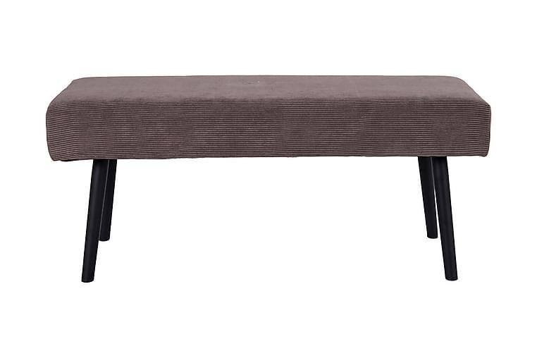 Cushman Benk - Grå - Innredning - Små møbler - Benk