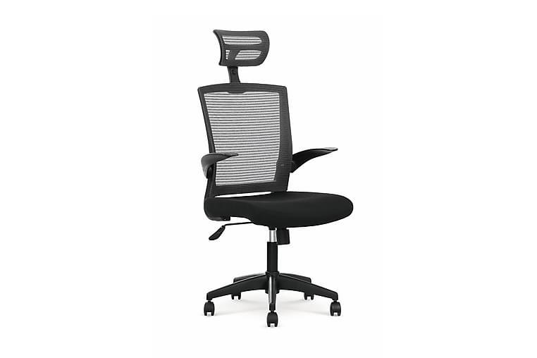 Bravery Kontorstol - Svart/Grå - Møbler - Stoler - Kontorstol & skrivebordsstol